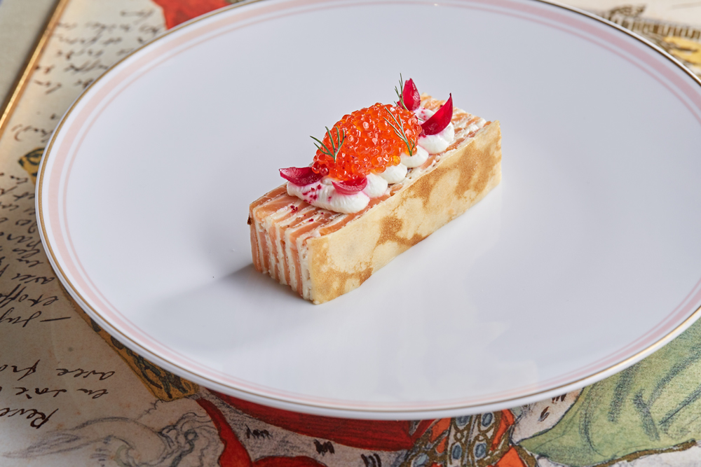 Фотография: Ресторан Ladurée à-la Russe