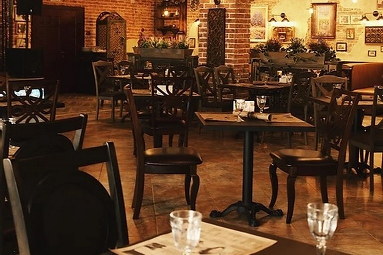 Фотография: Ресторан Кинзадза