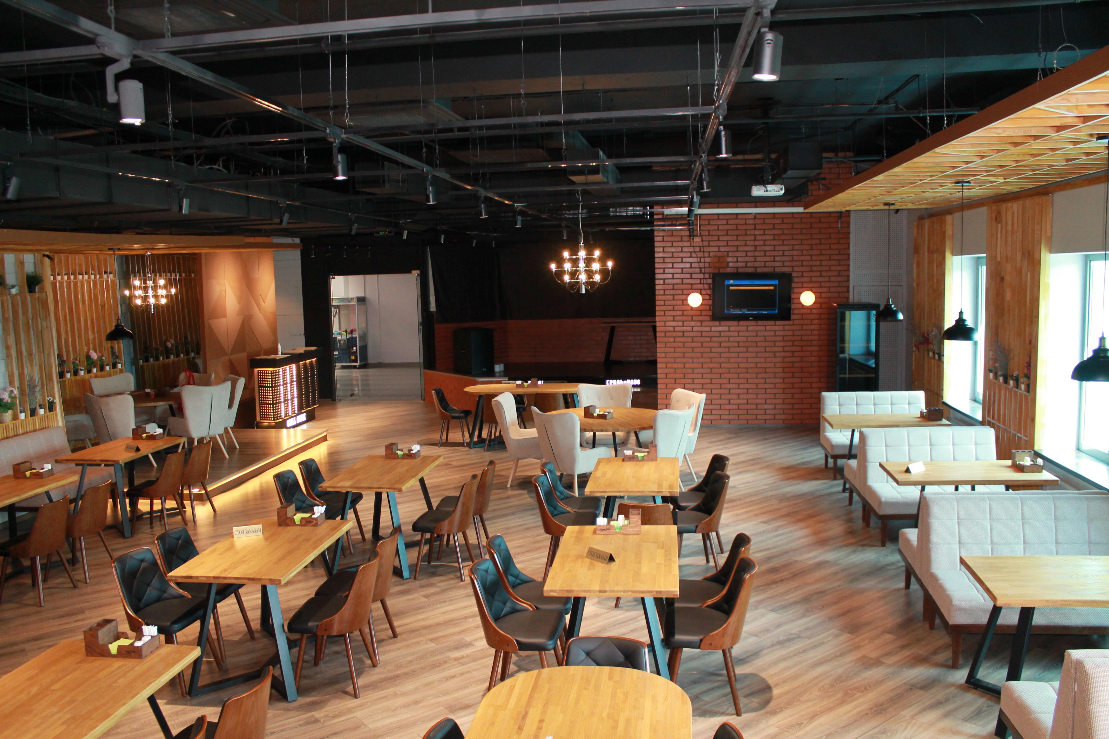 Фотография: Ресторан  Гриль Хаус