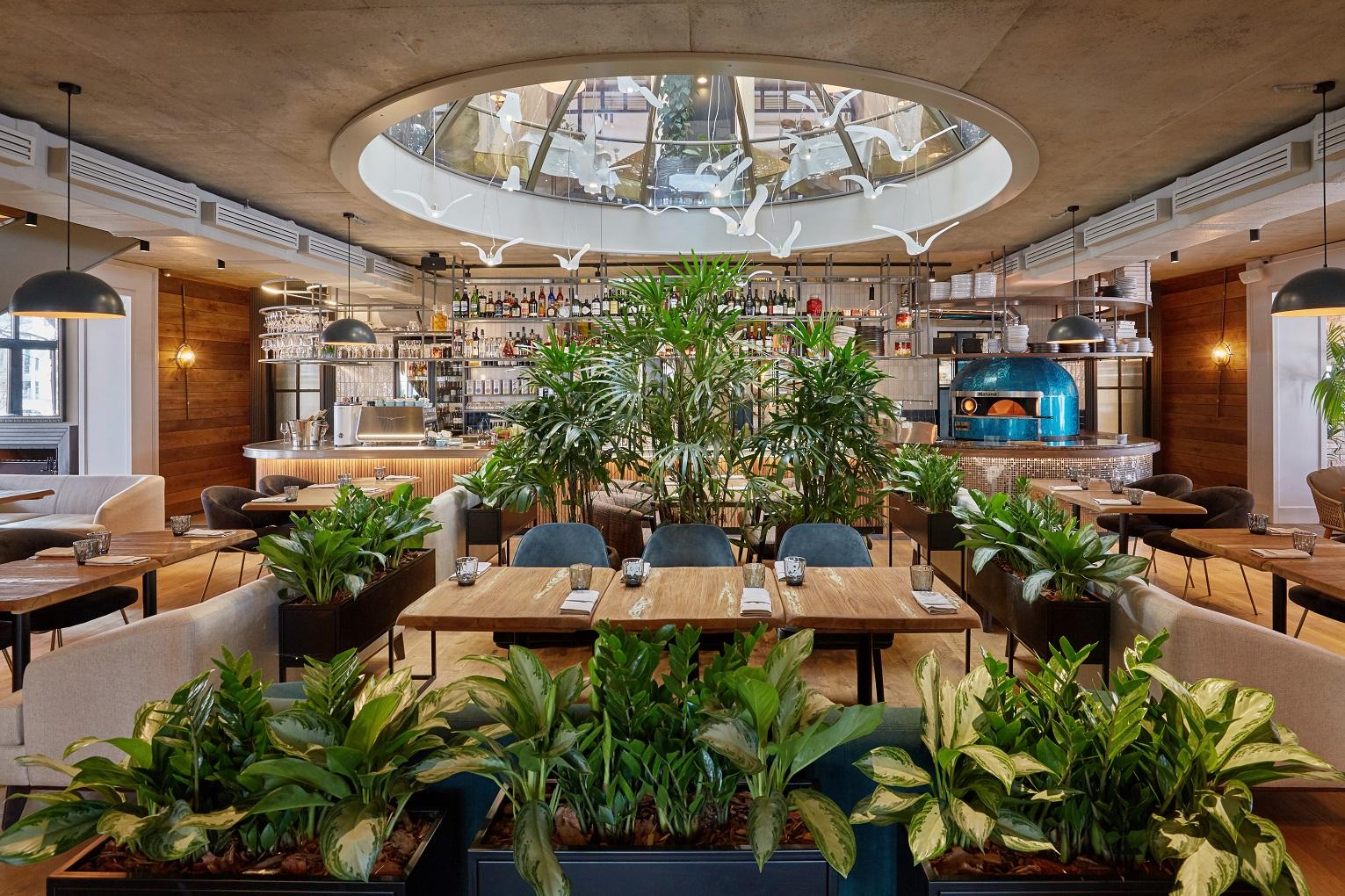 Фотография: Ресторан Ривьера