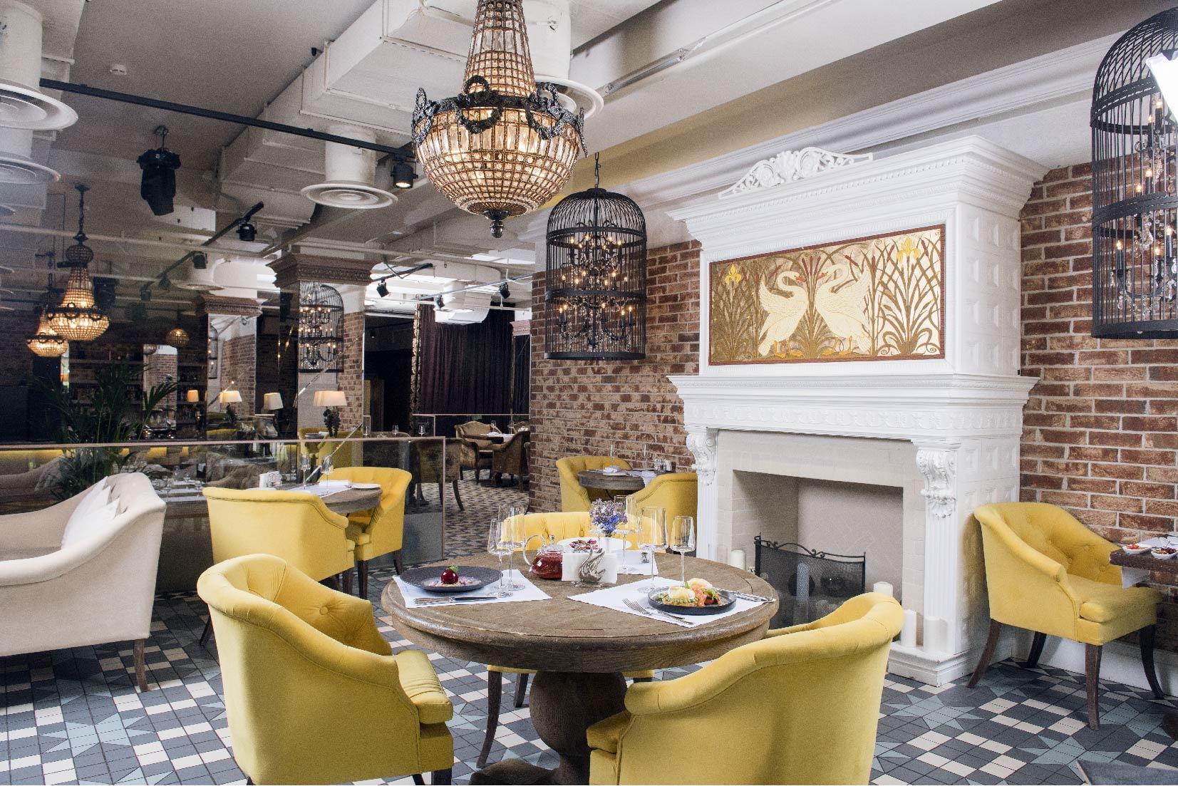 Фотография: Ресторан Гуси-лебеди