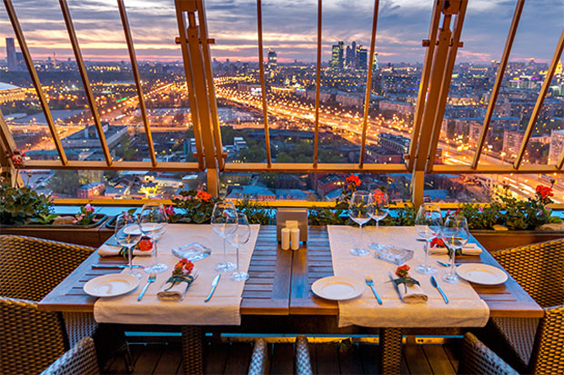 Фотография: Ресторан Sky Lounge