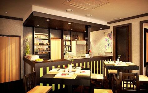 Фотография: Ресторан Цветение сакуры