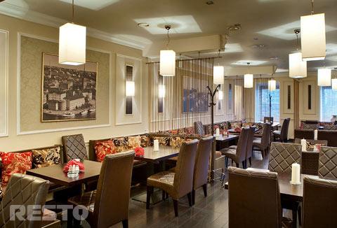 Фотография: Ресторан Ванильное небо