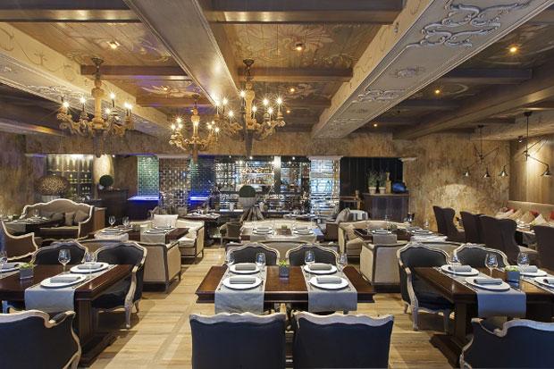 Фотография: Ресторан Hills