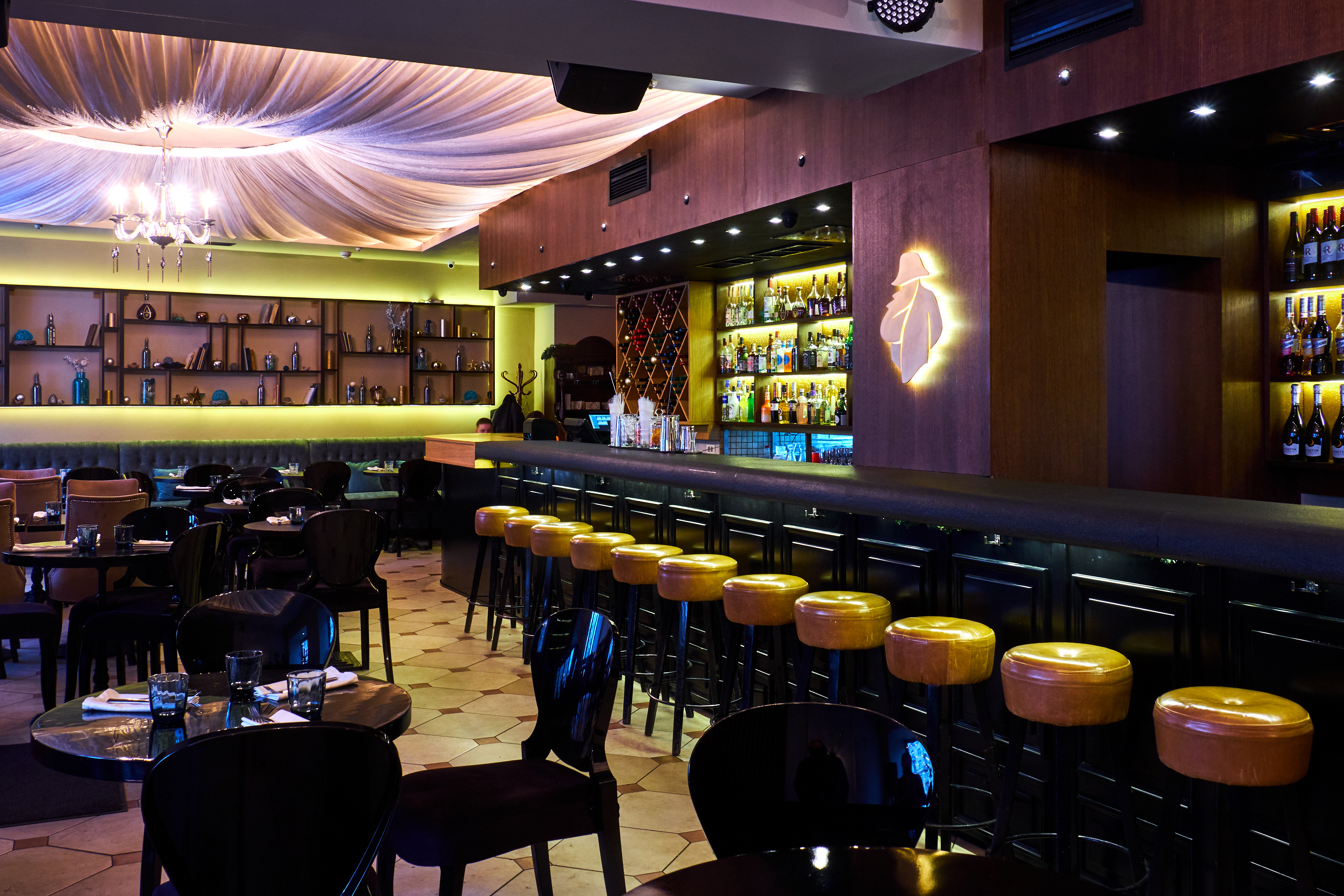 Фотография: Ресторан Courvoisier cafe