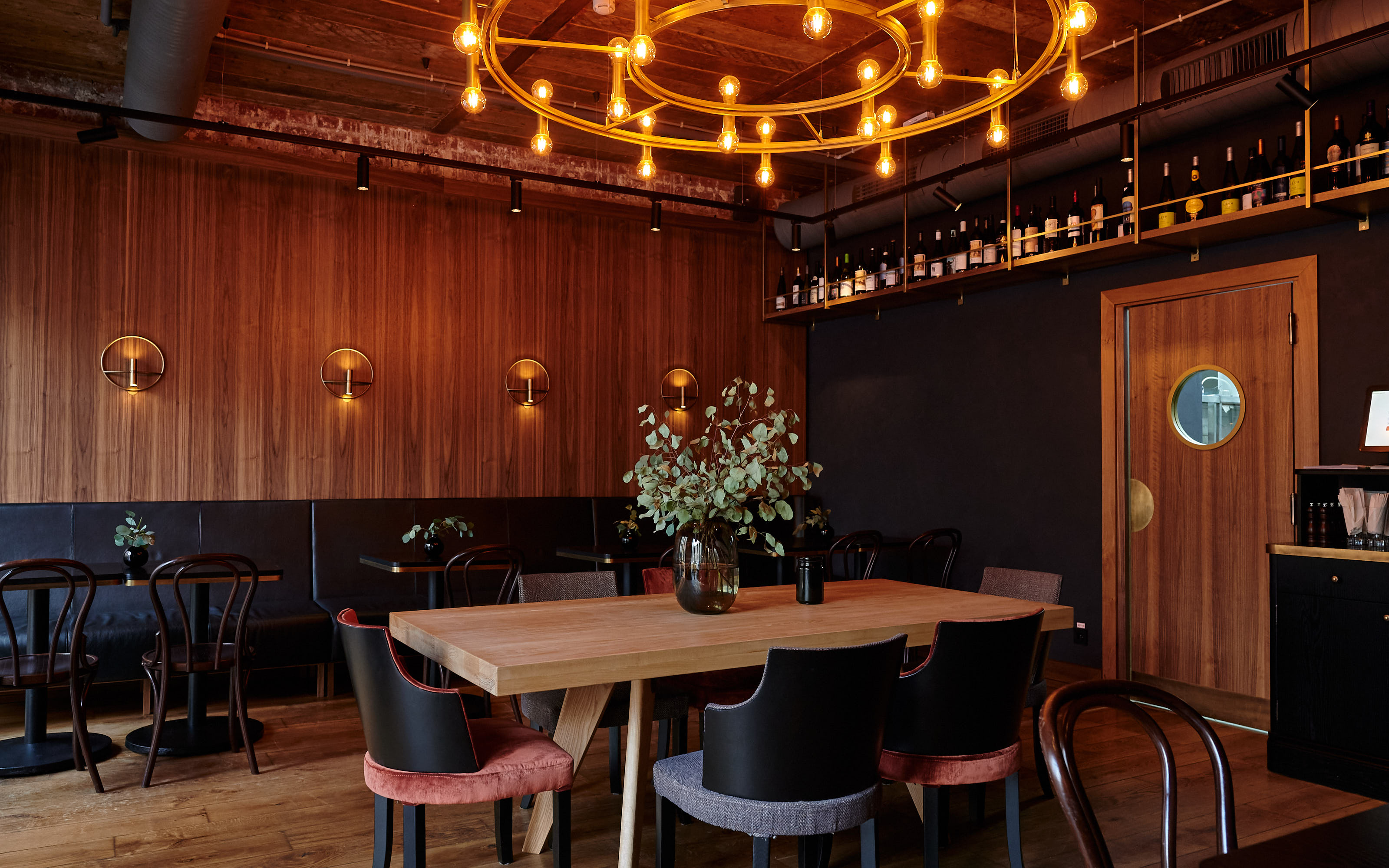 Фотография: Ресторан Botanica