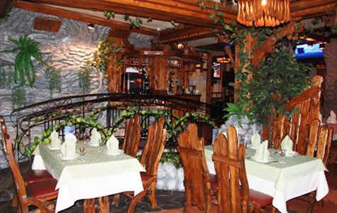 Фотография: Ресторан Хижина
