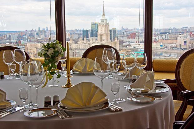 Фотография: Ресторан Панорама