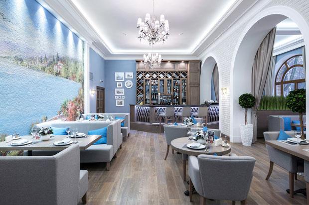 Фотография: Ресторан Роял Зенит II