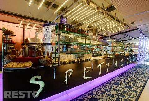Фотография: Ресторан Спеттаколо