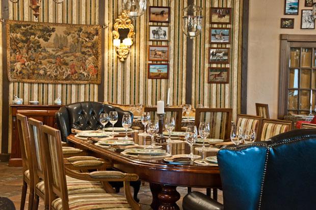 Фотография: Ресторан Cheval Blanc