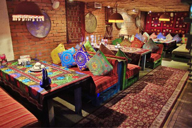 Ресторан Урюк Чайхана Lounge Bar (Кутузовский) в