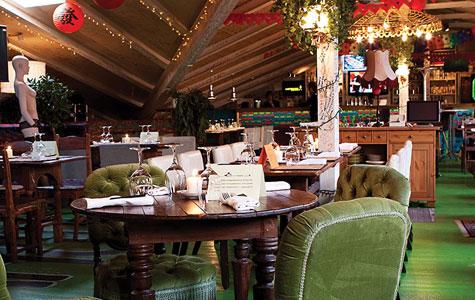 Фотография: Ресторан Чердак