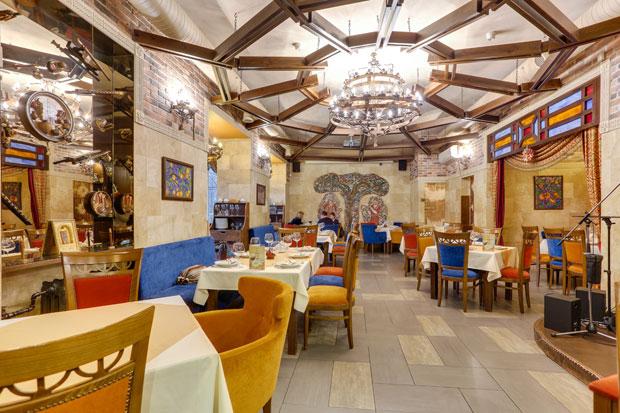 Дудук, Москва - 13 фото ресторана - TripAdvisor