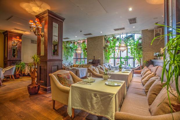 Фотография: Ресторан The Сад    / Зе Сад