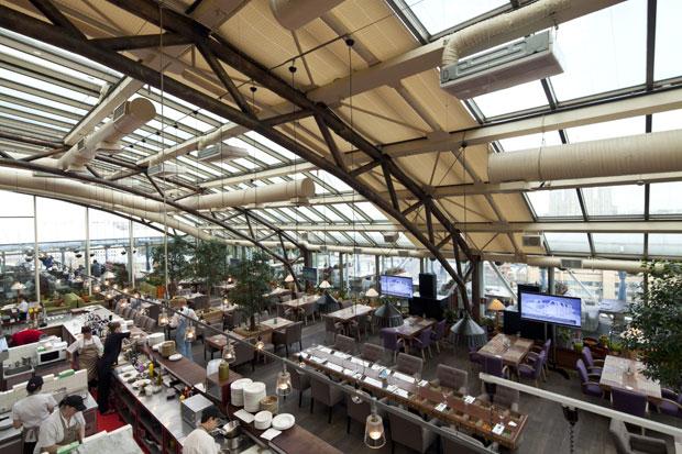 Ресторан Карлсон в БЦ Central City Tower - отзывы