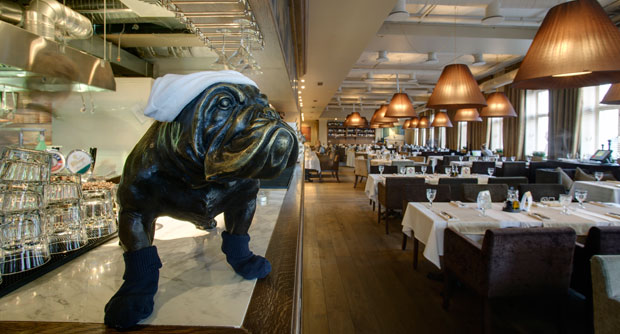 Фотография: Ресторан Luciano