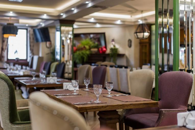 Фотография: Ресторан Гранатовый сад №1