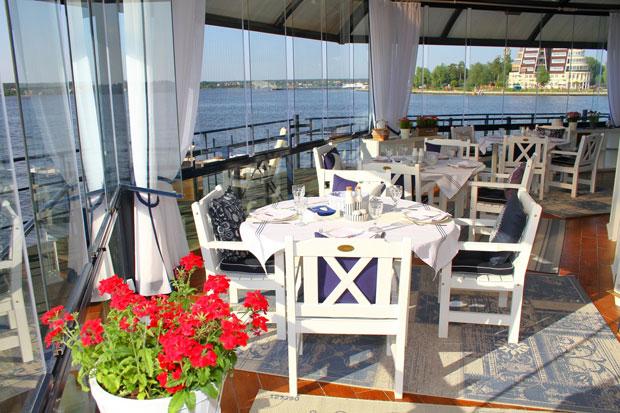 Фотография: Ресторан Яхт-клуб Командор