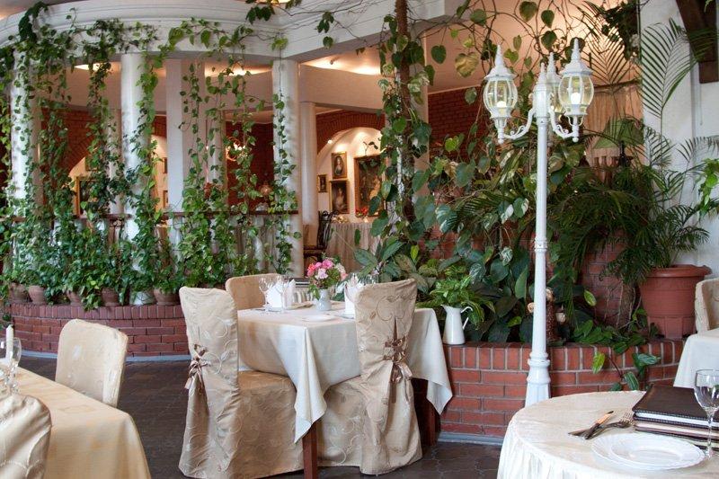 Фотография: Ресторан Райский сад