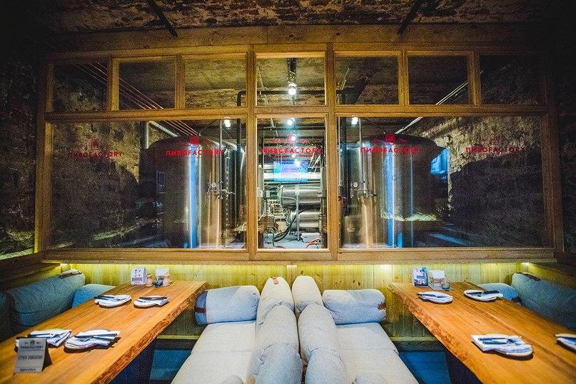 Фотография: Пивной ресторан ПивоFactory