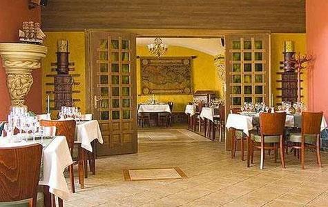 Фотография: Ресторан Летучий Голландец, ресторанный комлекс