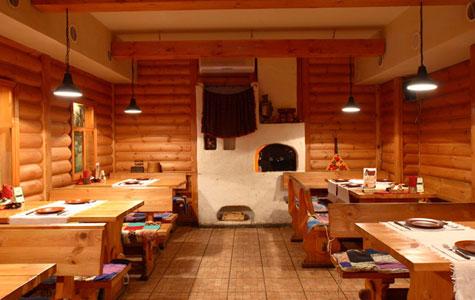 Фотография: Ресторан Охотничья изба
