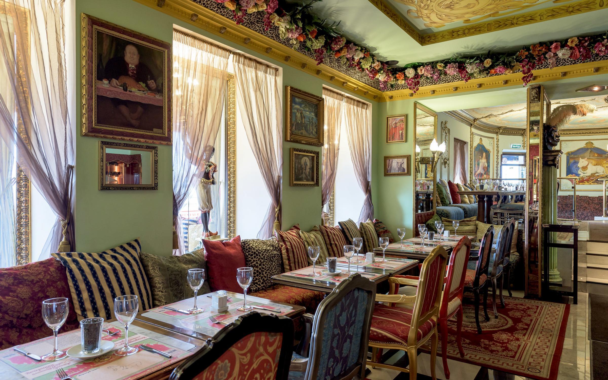 Фотография: Ресторан Русский китч