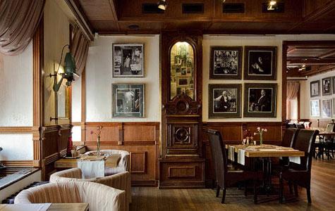 Фотография: Ресторан Cabinet-Portrait