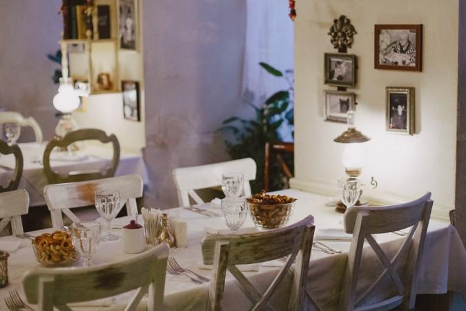 Фотография: Ресторан Мари Vanna