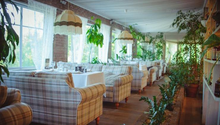 Фотография: Ресторан На речке