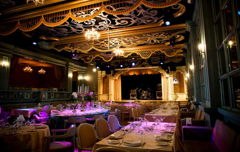 Фотография: Ресторан Чаплин-Холл