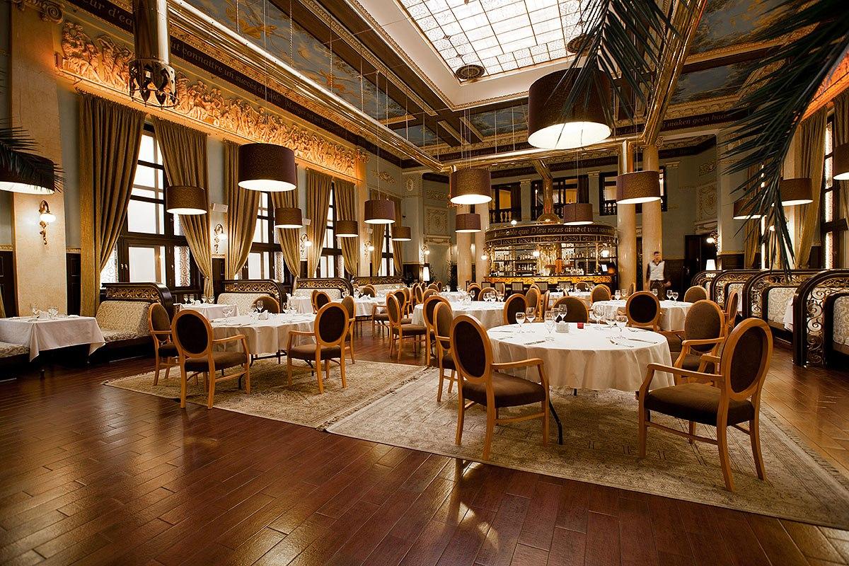 Фотография: Ресторан Brasserie de Metropole