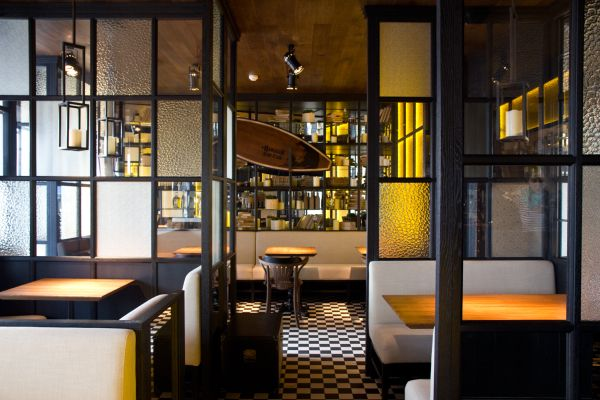 Фотография: Ресторан Solnce bar