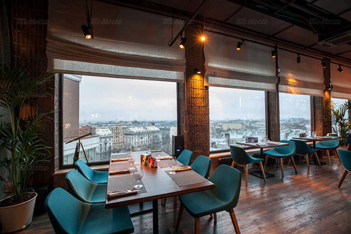 Фотография: Ресторан Паруса на крыше