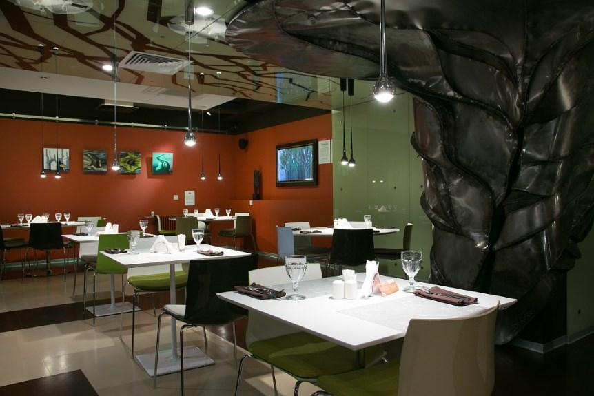 Фотография: Ресторан Erarta Café