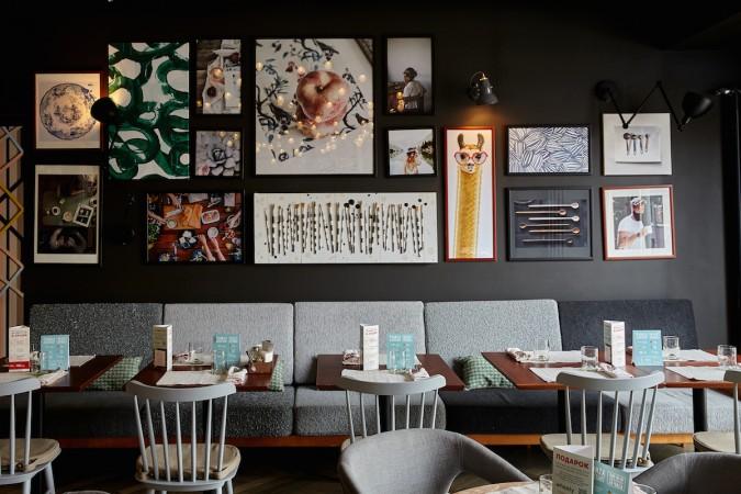 Фотография: Ресторан Пряности & Радости на Белинского