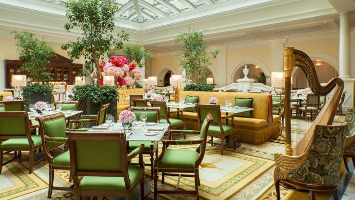 Фотография: Ресторан Чайная гостиная (Four Seasons Hotel )