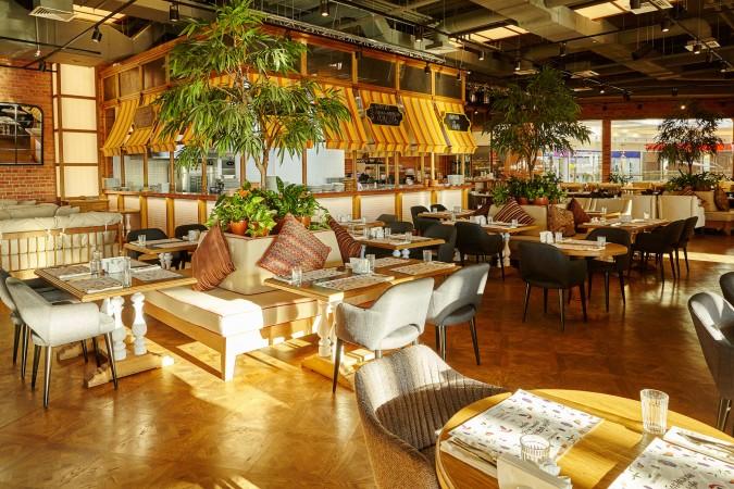 Фотография: Ресторан Баклажан