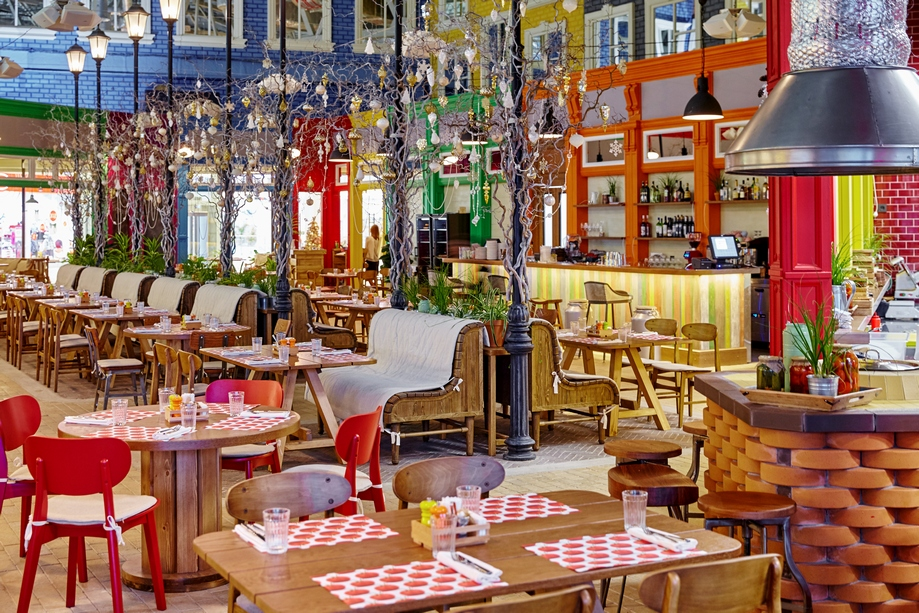 Фотография: Ресторан Двор Помидор