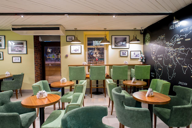 Фотография: Кофейня Keb House & Good  Coffee