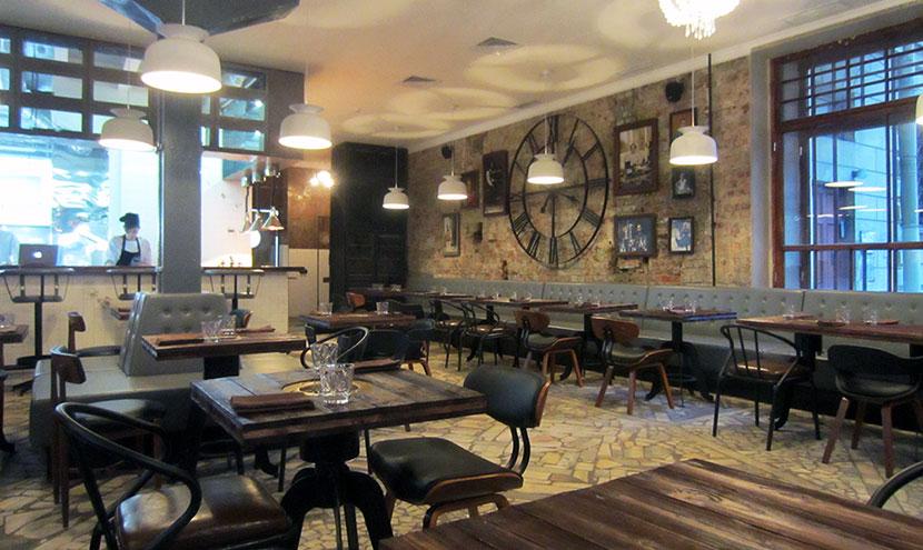 Фотография: Ресторан Hamlet + Jacks