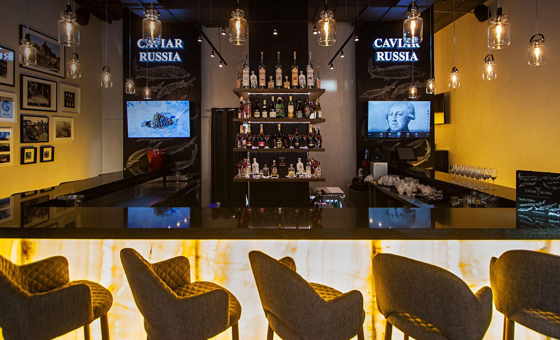 Фотография: Ресторан Caviar Russia